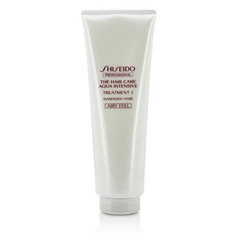 Shiseido The Hair Care Aqua Intensive Treatment 1 - # Airy Feel (Damaged Hair)  250g/8.5oz