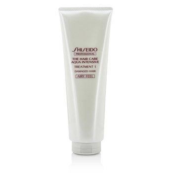 ShiseidoThe Hair Care Aqua Intensive Treatment 1 - # Airy Feel (Damaged Hair) 250g/8.5oz
