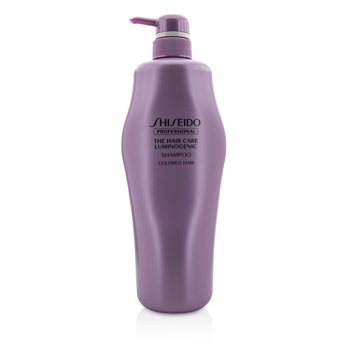 Shiseido The Hair Care Luminogenic Shampoo (Colored Hair)  1000ml/33.8oz