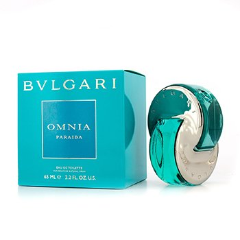 BvlgariOmnia Paraiba Eau De Toilette Spray 65ml/2.2oz