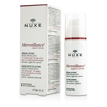 Nuxe Merveillance Expert Lifting Serum – For All Skin Types 30ml/1oz