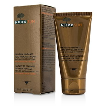 NuxeNuxe Sun Fondant Self-Tanning Emulsion For Face 50ml/1.5oz