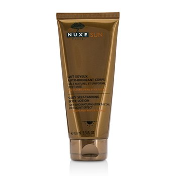 NuxeNuxe Sun Silky Self-Tanning Body Lotion 100ml/3.3oz