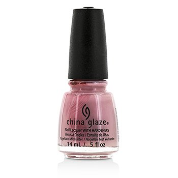 China Glaze Nail Lacquer – Pink Ie Promise (1149) 14ml/0.5oz