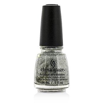 China Glaze Nail Lacquer – Silver Lining (833) 14ml/0.5oz