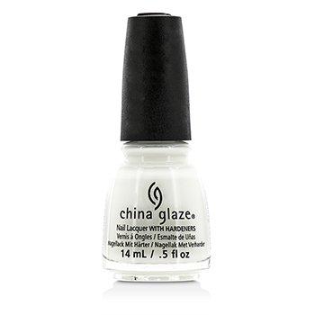 China Glaze Nail Lacquer – White On White (023) 14ml/0.5oz