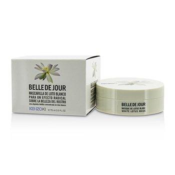 Kenzoki Belle De Jour White Lotus Маска 75ml/2.5oz