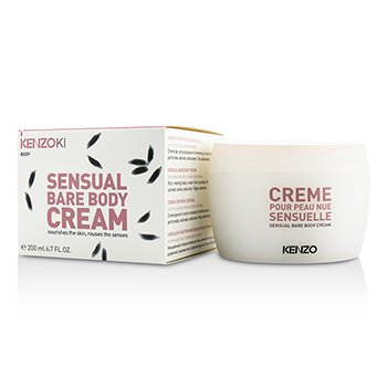 KenzoKenzoki Sensual Bare Body Cream 200ml/6.7oz