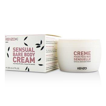 Kenzo Kenzoki Sensual Bare Body Cream 200ml/6.7oz
