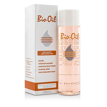 Bio-Oil Bio-Oil - For Scars  Stretch Marks  Uneven Skin Tone  Aging & Dehydrated Skin (Box Slightly Damaged) 200ml/6.7oz