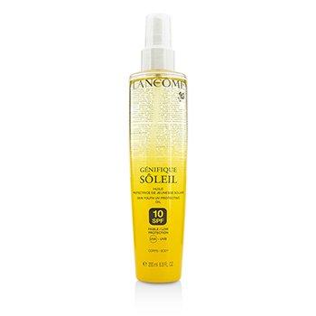 Lancome Genifique Soleil Skin Youth УФ Защитное Масло для Тела SPF 10 200ml/6.8oz