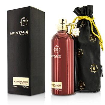 Montale Aoud Red Flowers Eau De Parfum Spray 100ml/3.4oz