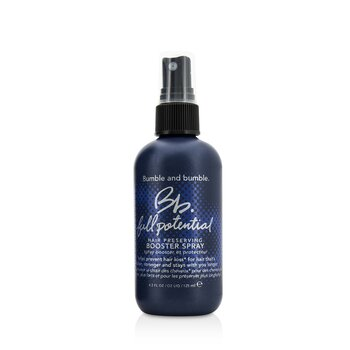 Bumble and BumbleBb. Full Potential Hair Preserving Booster Spray 125ml/4.2oz