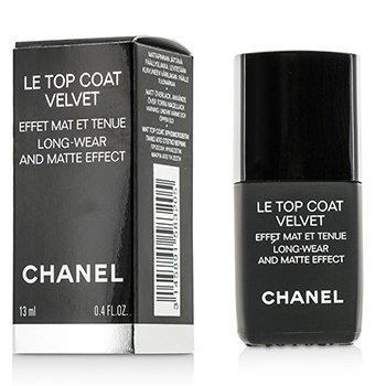 ChanelLe Top Coat Velvet Long Wear & Matte Effect (Limited Edition) 13ml/0.4oz