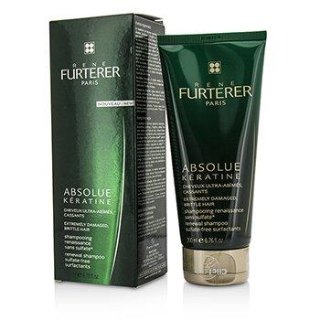 Rene Furterer Absolue Keratine Renewal Shampoo  200ml/6.7oz