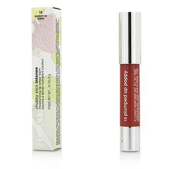 Clinique Chubby Stick Intense Moisturizing Lip Colour Balm – No. 16 Plumpled Up Poppy 3g/0.1oz