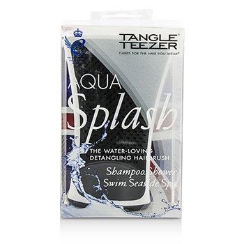 Aqua Splash Распутывающая Щетка для Душа - # Black Pearl (для Влажных Волос) 1pc