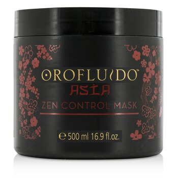 Orofluido Asia Zen Control Mascarilla  500ml/16.9oz