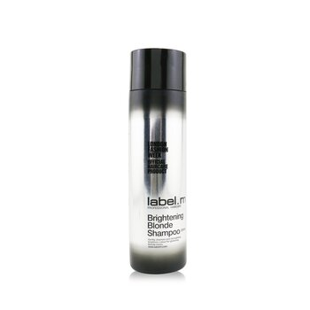 Label.M Brightening Blonde Shampoo (Gently Cleanses and Strengthens  Brightens Colour For Glistening Blonde Tones) 300ml/10oz