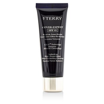 By Terry Cover Expert Perfecting Fluid Foundation SPF15 - # 07 Vanilla Beige  35ml/1.18oz
