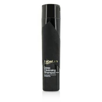 Label.M Deep Cleansing Shampoo (Removes Excess Oils and Product Residual Build-Up) 300ml/10oz 19777535244