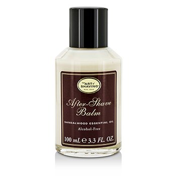 The Art Of Shaving After Shave Balm - Sandalwood Essential Oil (Unboxed)  100ml/3.3oz