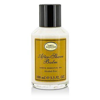 The Art Of Shaving Бальзам после Бритья - с Эфирным Маслом Лимона (Без Коробки) 100ml/3.3oz