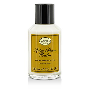The Art Of ShavingAfter Shave Balm - Lemon Essential Oil (Unboxed) 100ml/3.3oz