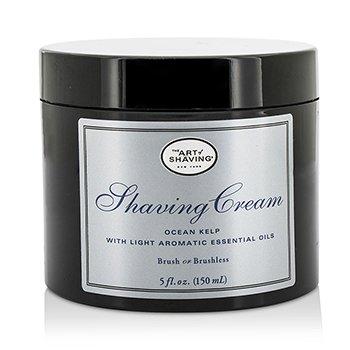 The Art Of ShavingShaving Cream - Ocean Kelp (Unboxed) 150ml/5oz