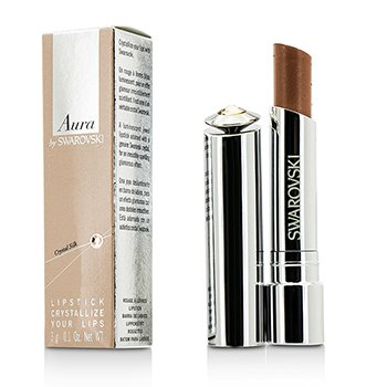 Aura By Swarovski Crystallize Your Lips ������ ������ - #Crystal Silk 3g/0.1oz