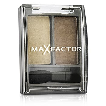 Max Factor Colour Perfection Eyeshadow Duo – #425 Dawning Gold –