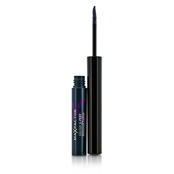 Max Factor Colour X Pert Waterproof Eyeliner – #04 Metallic Turquoise 1.8ml/0.06oz
