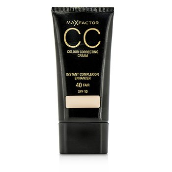 Max Factor CC Colour Correcting Cream SPF10 – #40 Fair 30ml/1oz