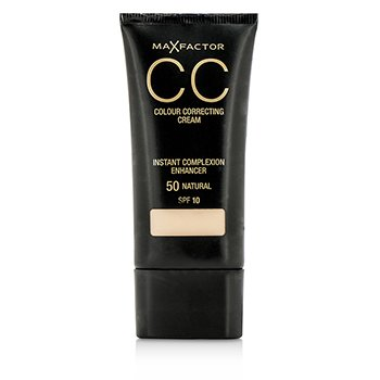 Max Factor CC Colour Correcting Cream SPF10 – #50 Natural 30ml/1oz