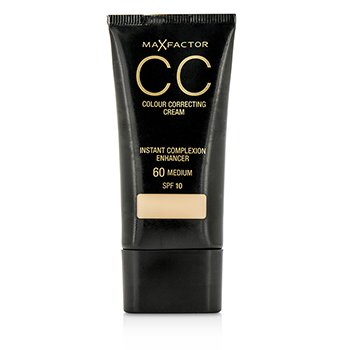 Max Factor CC Colour Correcting Cream SPF10 – #60 Medium 30ml/1oz