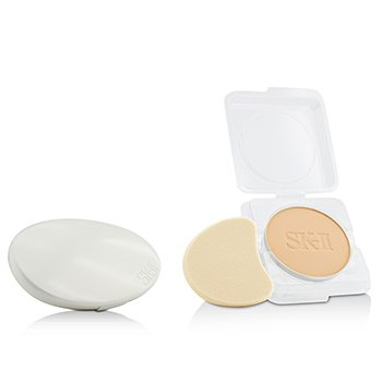 SK II Color Clear Beauty Powder Foundation SPF25 With Case - #220  9.5g/0.32oz