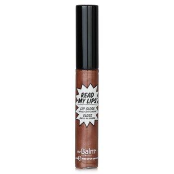 Купить Read My Lips (Блеск для Губ с Женьшенем) - #Ka Bang! 6.5ml/0.219oz, TheBalm