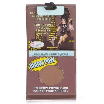 Купить BrowPow Пудра для Бровей - #Блонд 1.2g/0.04oz, TheBalm