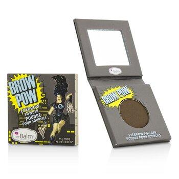 Купить BrowPow Пудра для Бровей - #Темный Коричневый 1.2g/0.04oz, TheBalm