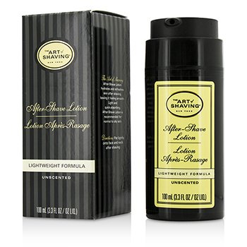 The Art Of ShavingAfter Shave Lotion - Unscented (For Normal to Oily Skin) 100ml/3.3oz