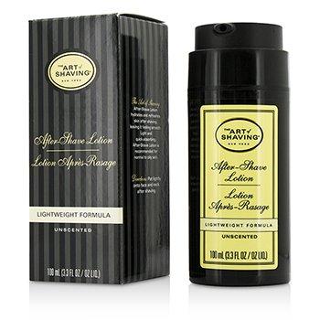 The Art Of Shaving Лосьон после Бритья - Без Запаха (для Нормальной и Жирной Кожи) 100ml/3.3oz