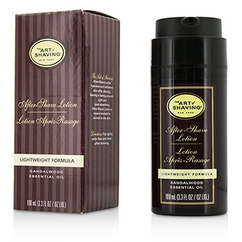 The Art Of ShavingAfter Shave Lotion - Sandalwood (For Normal to Oily Skin) 100ml/3.3oz