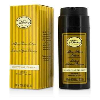 The Art Of Shaving Лосьон после Бритья - Лимон (для Нормальной и Жирной Кожи) 100ml/3.3oz