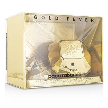 Paco Rabanne Lady Million Eau De Parfum Spray (Collector's Edition  with Metal Bag Charm) 80ml/2.7oz