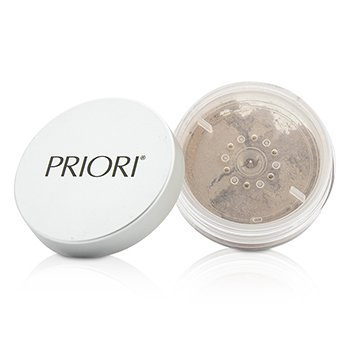Priori Mineral Skincare SPF25 - #Shade 1 (Porcelain  Fair & Celtic Complexion with Pink Base/ Undertone) 5g/0.17oz