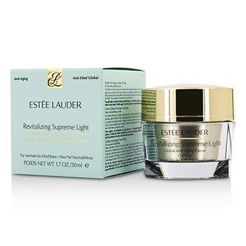 Estee LauderRevitalizing Supreme Light Global Anti-Aging Creme Oil-Free 50ml/1.7oz