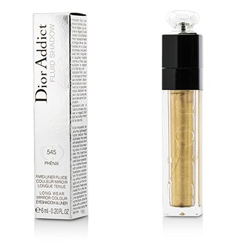 Christian Dior Dior Addict Fluid Shadow - # 545 Phenix  6ml/0.2oz
