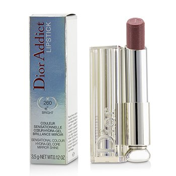 Christian DiorDior Addict Hydra Gel Core Mirror Shine Lipstick - #260 Bright 3.5g/0.12oz