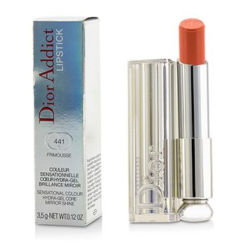 Christian DiorDior Addict Hydra Gel Core Mirror Shine Lipstick - #441 Frimousse 3.5g/0.12oz