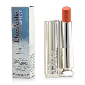 Christian Dior Dior Addict Hydra Gel Core Mirror Shine Lipstick - #441 Frimousse  3.5g/0.12oz